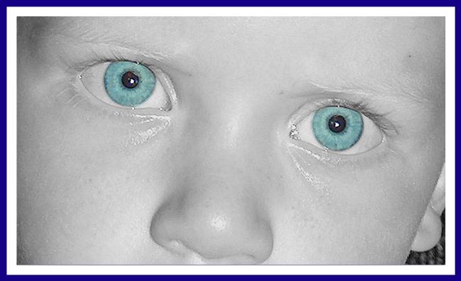 "photo ""Ivan"" tags: portrait, black&white, children"