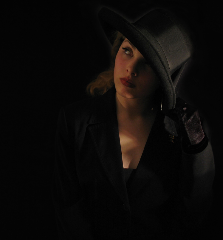 photo in dark (scale: 100%)