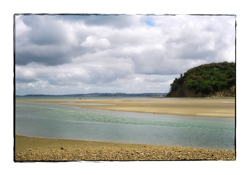"""photo """"????? / Tide's out"""" tags: landscape, travel, water"""
