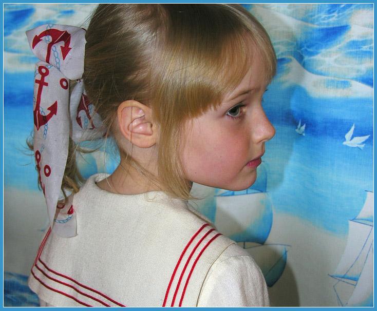 """фото """"Я мечтала о морях и кораллах..."""" метки: портрет, дети"""