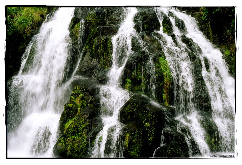 "photo ""Waterfall"" tags: landscape, water"