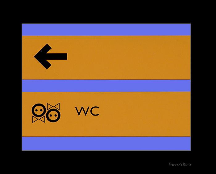 "photo ""W C"" tags: architecture, still life, landscape,"