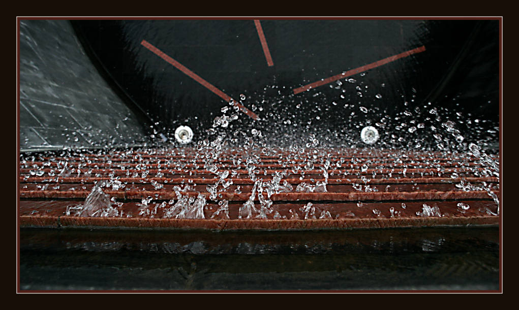 "photo ""Water drops"" tags: landscape, water"