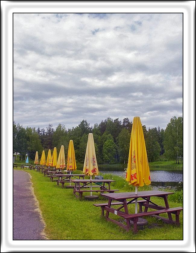 "photo ""Low season"" tags: landscape, summer"