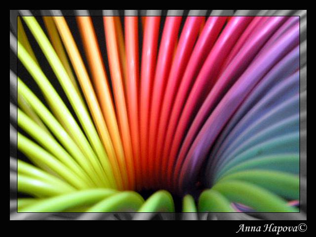 """фото """"радуга"""" метки: макро и крупный план, абстракция,"""