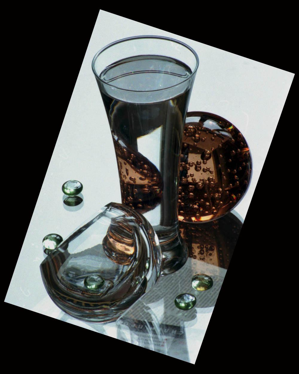 "photo ""Glass"" tags: still life,"