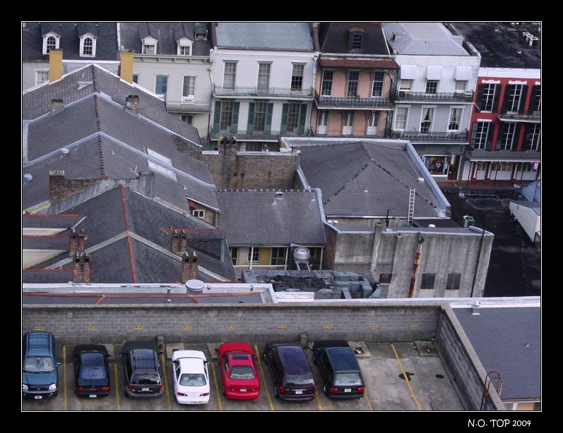 """фото """"Parking lot"""" метки: путешествия, архитектура, пейзаж, Северная Америка"""