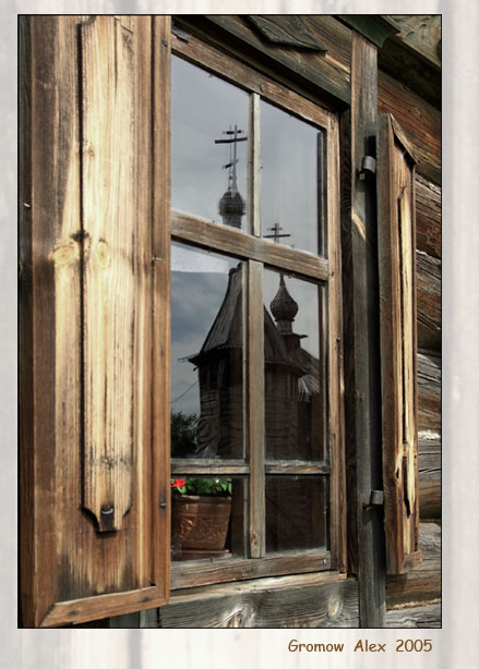 "photo ""Suzdal. A museum of wooden architecture"" tags: architecture, landscape,"