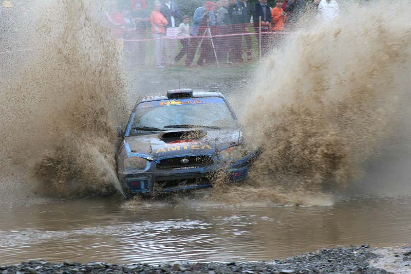 "photo ""Rally Gukovo 2005 (4)."" tags: sport, reporting,"