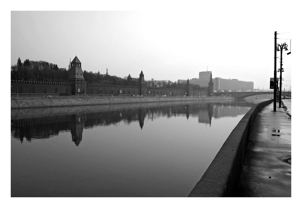 """фото """"Утренняя Москва"""" метки: путешествия, Европа"""