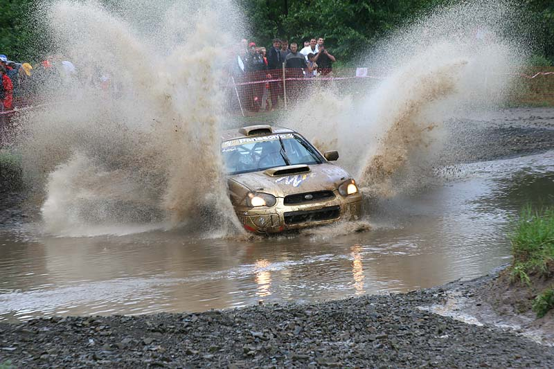 "photo ""Rally Gukovo 2005 (5)."" tags: sport, reporting,"
