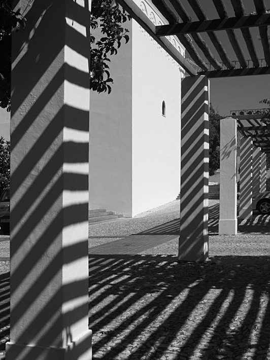 "фото ""Prespective"" метки: черно-белые,"