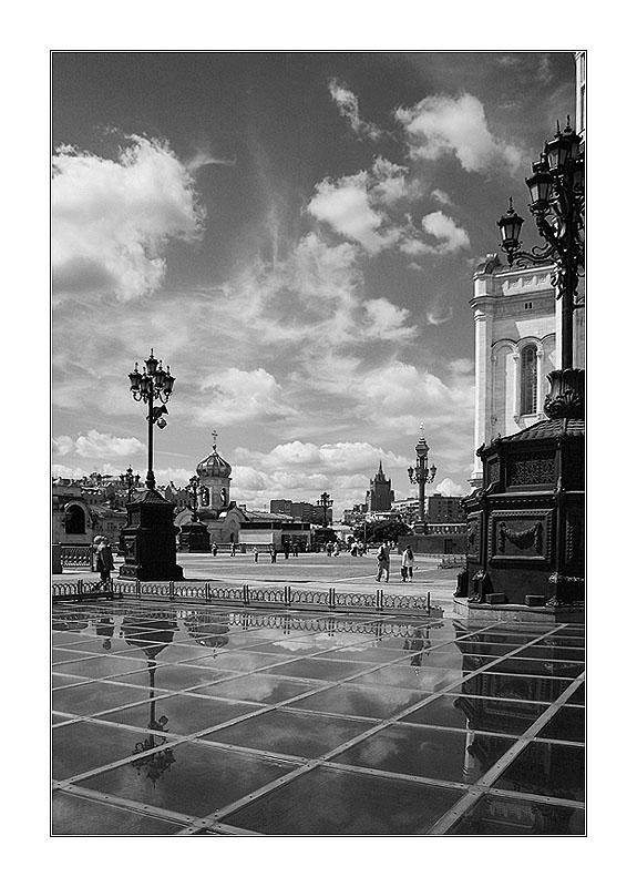 """фото """"###"""" метки: архитектура, пейзаж, облака"""