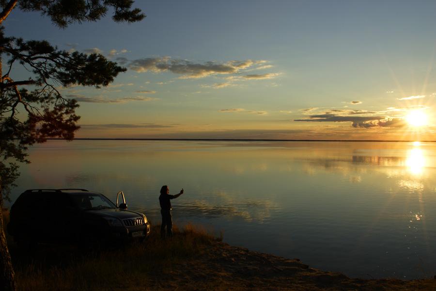 "photo ""SUNSET"" tags: landscape, travel, sunset"
