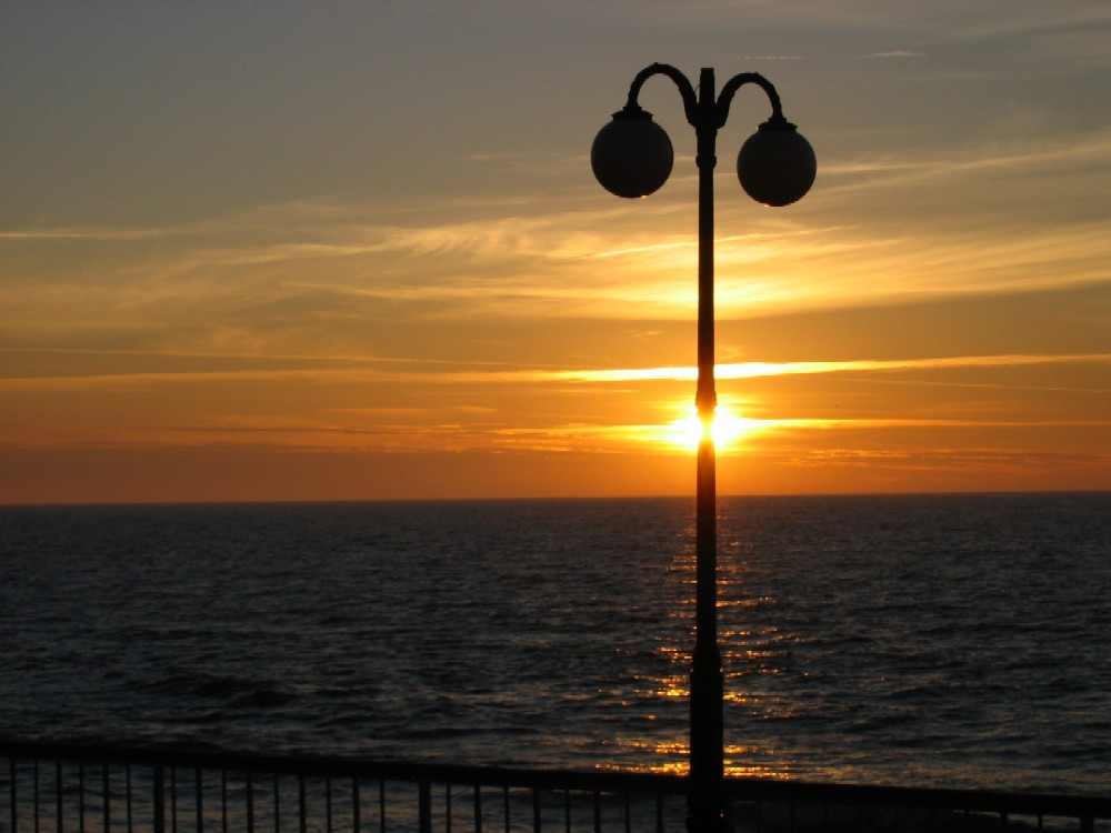 "photo ""shy sun (Svetlogorsk)"" tags: travel, Europe"