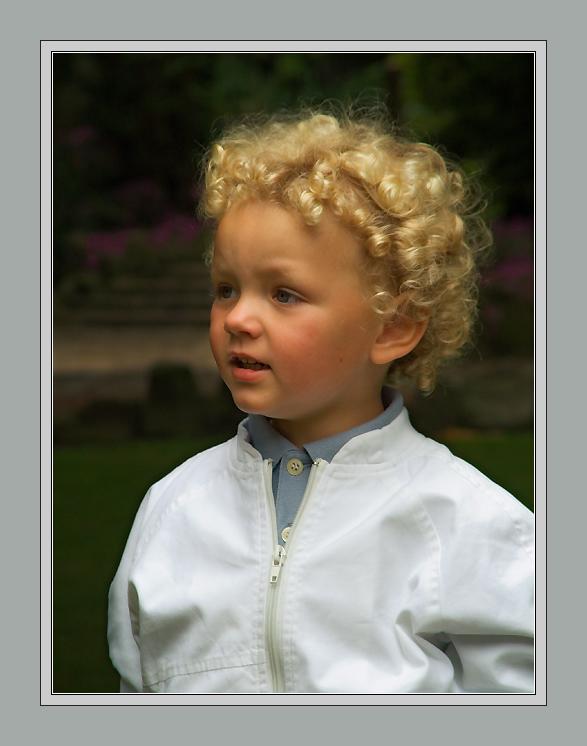 """photo """"Children's portrait-2"""" tags: portrait, misc., children"""