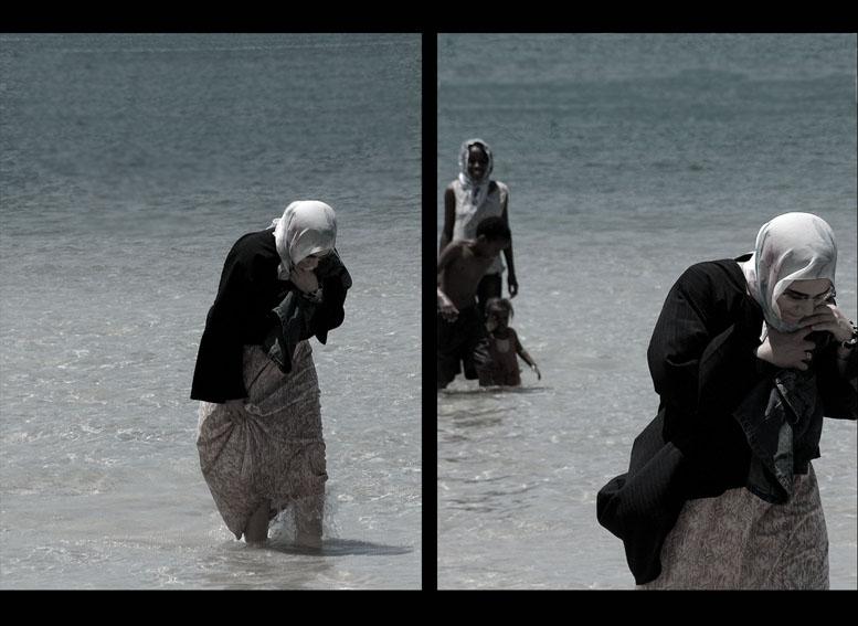 "photo ""Libya- beachwear 2005"" tags: travel, Africa"