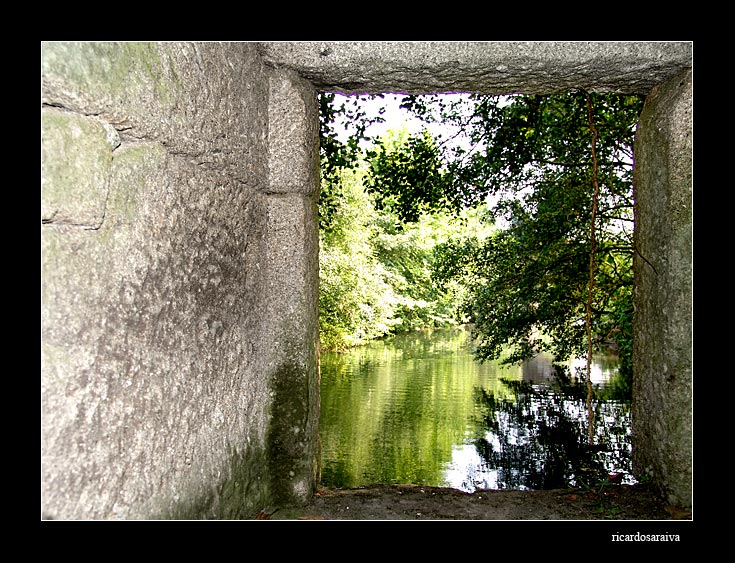 "photo ""window to the river"" tags: landscape,"