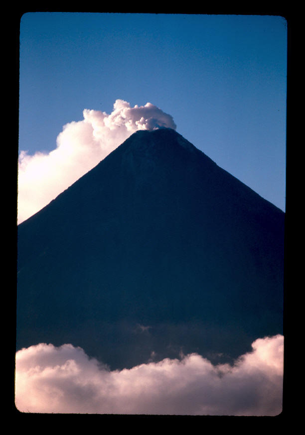 "photo ""Perfect Cone; Mayon"" tags: landscape, travel, Asia"