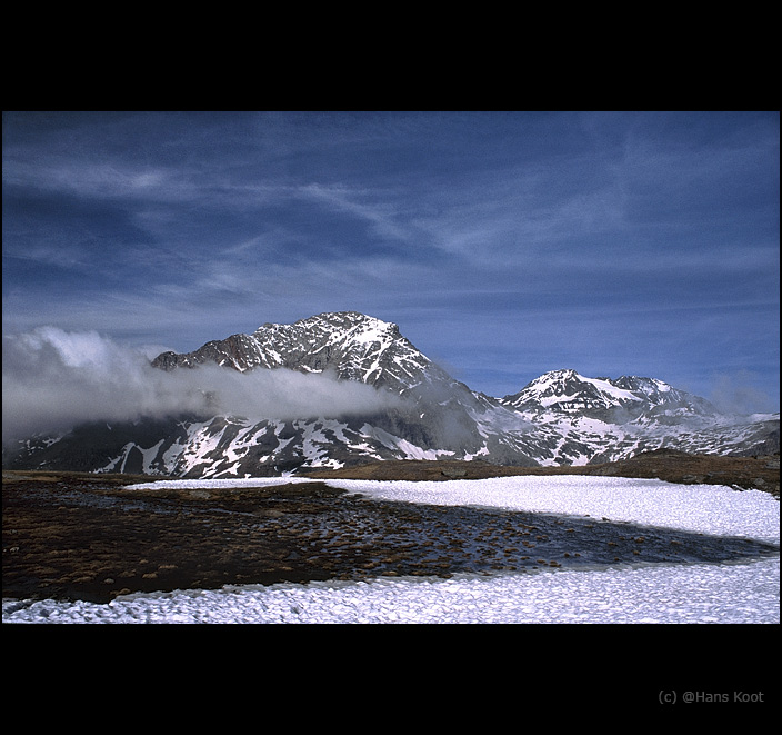 "photo ""Pointe de L'Echelle"" tags: landscape, mountains"