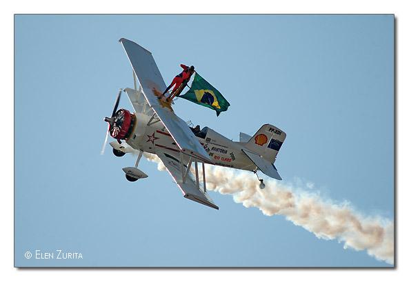 "photo ""WingWalker Brazilian Air Show"" tags: misc., sport,"