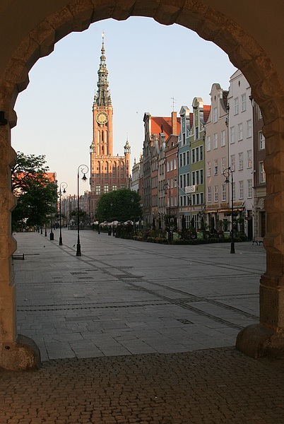 "photo ""Gdansk"" tags: travel, Europe"