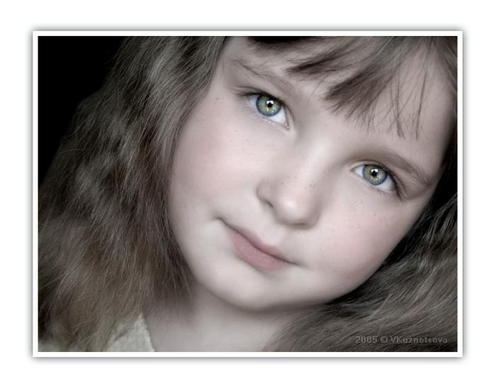 "photo ""Girl"" tags: portrait, children"