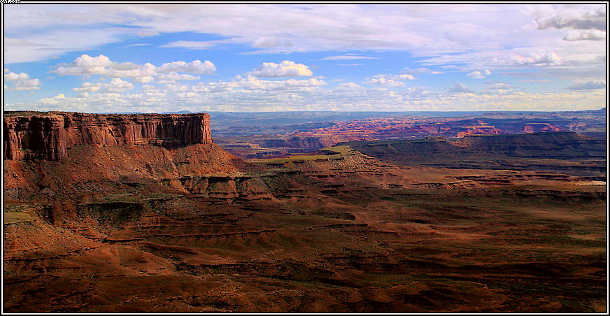 "photo ""Canyonlands, Utah, USA (5)"" tags: landscape, mountains"