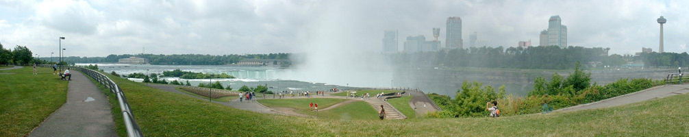 "photo ""Niagara Falls. Horseshoe Falls."" tags: travel, landscape, North America, water"