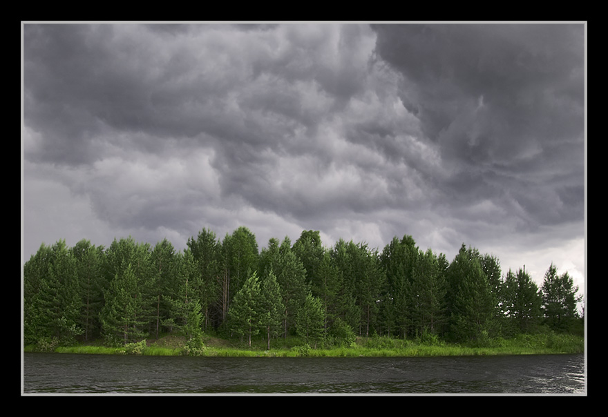"photo ""pond before the storm"" tags: misc.,"