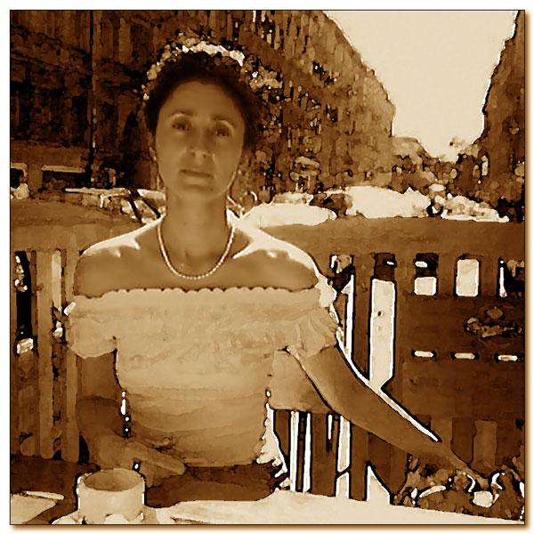 """фото """"Юля"""" метки: портрет, женщина"""