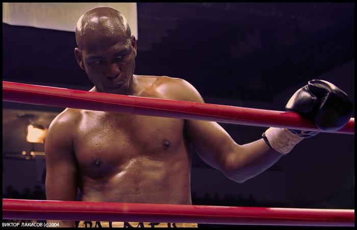 """photo """"Boxer"""" tags: portrait, genre, man"""
