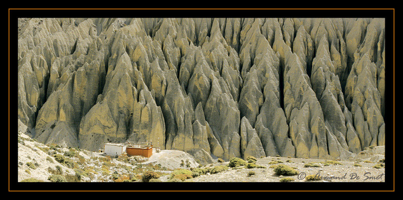"photo ""Luri Gompa"" tags: landscape, travel, Asia, mountains"