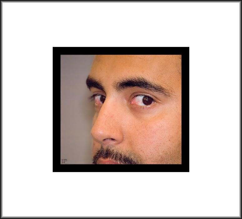 """photo """"Unanswered"""" tags: portrait, man"""