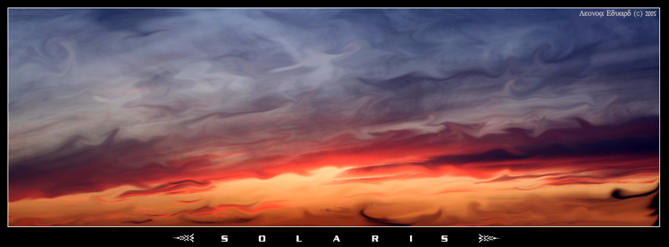 "photo ""Solaris"" tags: abstract,"