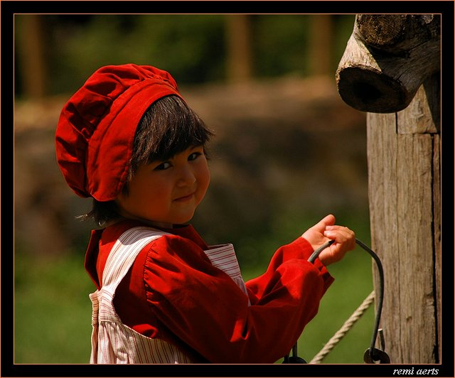 "photo ""nice little"" tags: portrait, children"