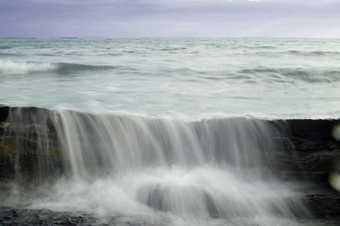 """фото """"Если бы море стало густым..."""" метки: пейзаж, жанр, вода"""