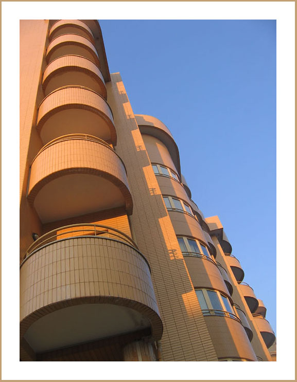 """photo """"The 7th Floor"""" tags: architecture, landscape,"""