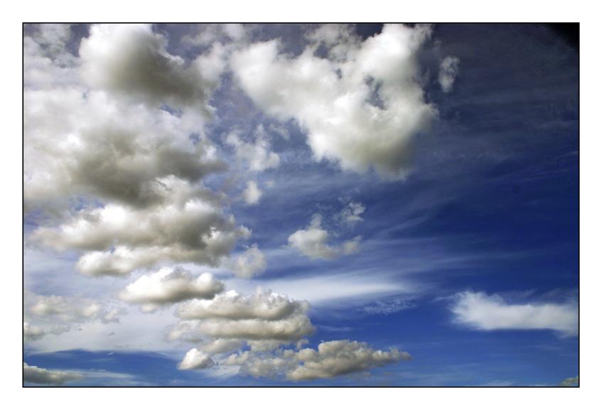 """фото """"Перед грозой..."""" метки: пейзаж, облака"""