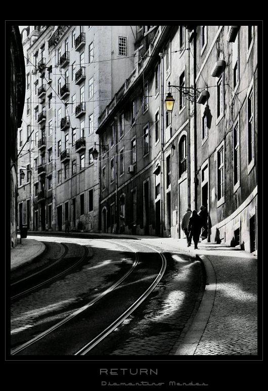 "photo ""Return"" tags: still life, architecture, landscape,"