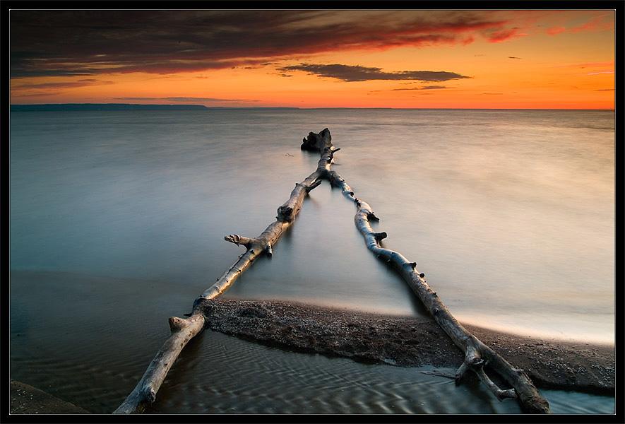 "photo ""Frozen July"" tags: landscape, summer, water"