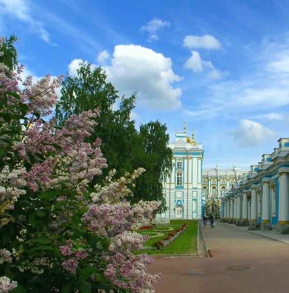 "фото ""Царскосельская весення"" метки: архитектура, пейзаж, весна"