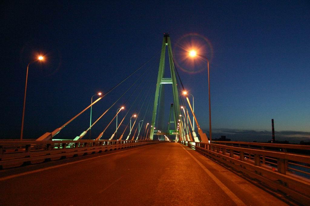 """фото """"С.Петербург,новый вантовый мост"""" метки: разное,"""