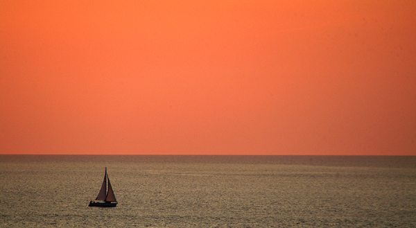 "photo ""Sailing"" tags: landscape, travel, Europe, water"