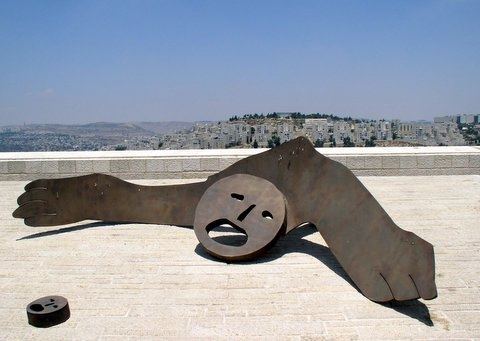 "photo ""Yad Va-Shem"" tags: architecture, landscape,"