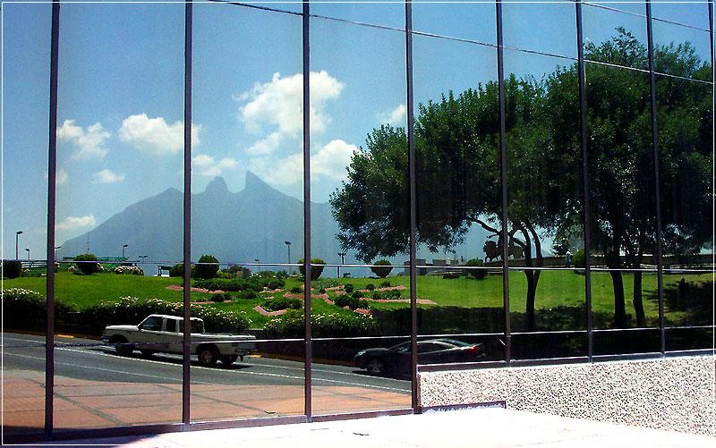 """фото """"Отражение"""" метки: путешествия, пейзаж, Северная Америка, горы"""