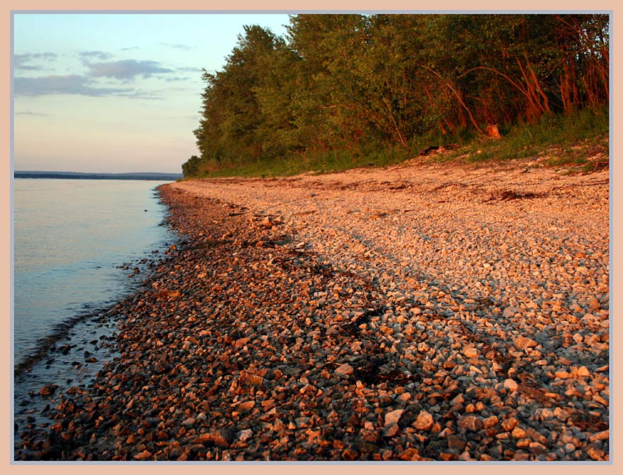 "photo ""А зори здесь тихие..."" tags: landscape, summer, sunset"