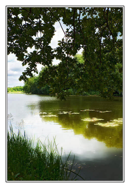 """фото """"Океанчик солнца"""" метки: пейзаж, вода, лето"""