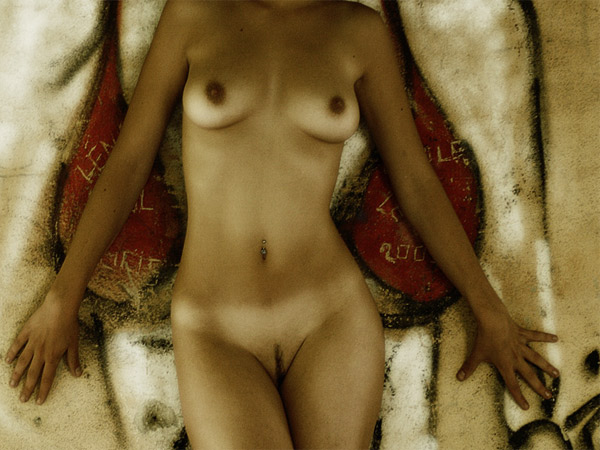 "photo ""superposition..."" tags: nude,"