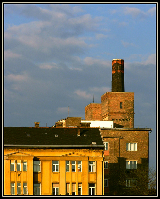 "photo ""Factory"" tags: architecture, travel, landscape, Europe"